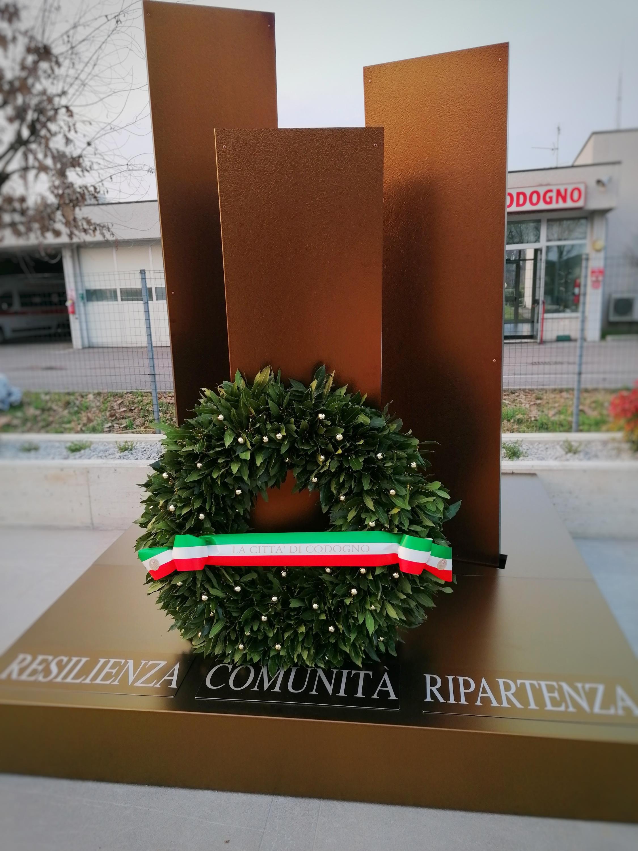 Memoriale Covid Codogno