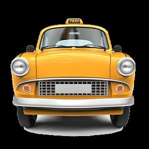 taxi decorativa
