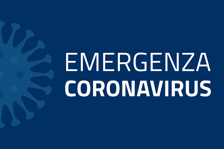 Banner Emergenza Coronavirus