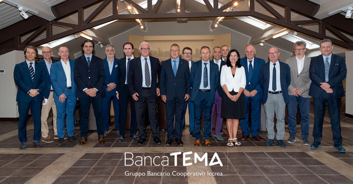 Banca TEMA - Nuovo CDA - 26/07/2021