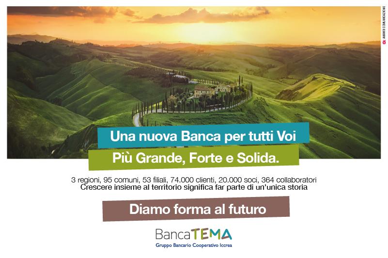 Paesaggio_responsive_solo logo Banca Tema